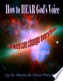Descargar el libro libro How To Hear God?s Voice