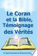 Descargar el libro libro Le Coran Et La Bible