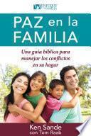 Descargar el libro libro Paz En La Familia