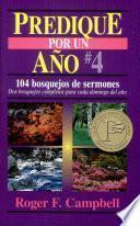 libro Predique Por Un Año #4