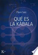 Descargar el libro libro Qué Es La Kábala
