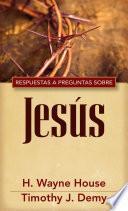 libro Respuestas A Preguntas Sobre Jesús