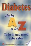 libro Diabetes De La A A La Z