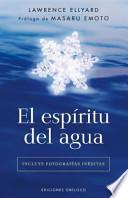 libro El Espíritu Del Agua