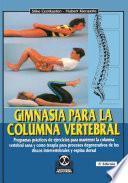 Descargar el libro libro Gimnasia Para La Columna Vertebral
