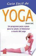libro Guía Fácil De Yoga