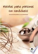 libro Recetas Para Personas Con Candidiasis
