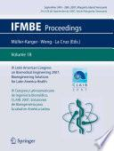 libro Iv Latin American Congress On Biomedical Engineering 2007, Bioengineering Solutions For Latin America Health, September 24th 28th, 2007, Margarita Island, Venezuela