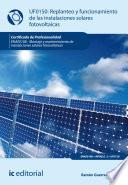 Descargar el libro libro Replanteo Y Funcionamiento De Instalaciones Solares Fotovoltáicas. Enae0108