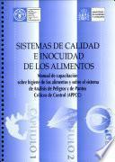 Descargar el libro libro Sistemas De Calidad E Inocuidad De Los Alimentos