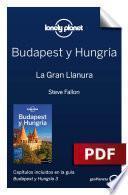 libro Budapest Y Hungría 6. La Gran Llanura