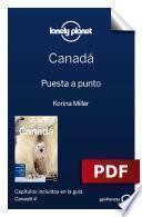 Descargar el libro libro Canadá 4. Preparación Del Viaje