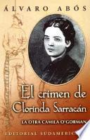 libro El Crimen De Clorinda Sarracán