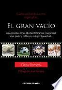 libro El Gran Vacío