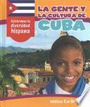 libro La Gente Y La Cultura De Cuba/ The People And Culture Of Cuba