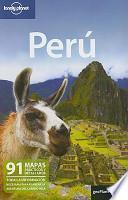 libro Lonely Planet Peru