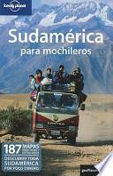 libro Lonely Planet Sudamérica